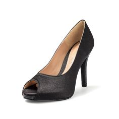 Jackie Black Pumps