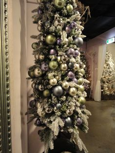 Trends Christmas - Trends kerst 2012: Lila, purple, paars!