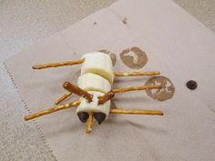 Mrs. Karen's Preschool Ideas: Let's Eat an Insect!
