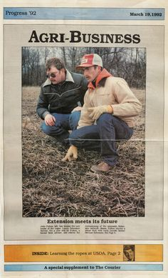 1992 Agri-Business Feature