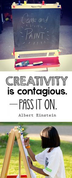 Creativity is contagious. Pass it on. - Albert Einstein #quote #art *Love this community play prompt. Great post.
