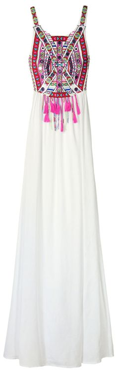 Mara Hoffman Embroidered Mirror Dress- holy cow