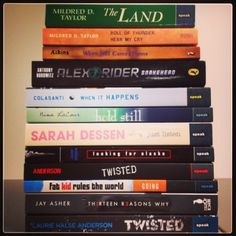 Penguin Teen Books that have been banned or challenged - 3/10