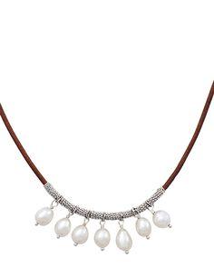 Pearls of Wisdom Necklace, Necklaces - Silpada Designs