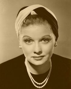 Lucille Ball 1941 - www.radioshowcds.com