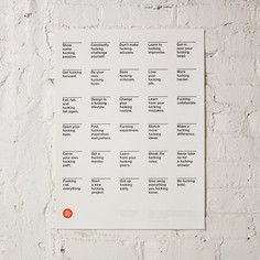 Challenge Yourself Print, $21.25, now featured on Fab.