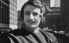 Ayn Rand: a Major influence in the creation of the Beady Dine character