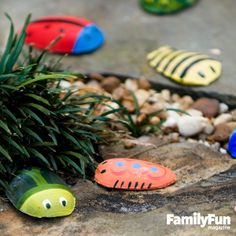 Spoon Bugs: This activity lets your kids experience beetle-mania -- and use up more of that plaster of Paris!