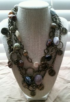 Shake it Up & Wild at Heart necklaces #PremierDesigns #PDCombo necklac premierdesign, premierdesign pdcombo, heart necklac