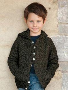 Childrens Hood Knitting Pattern : Boys Knitting on Pinterest 117 Pins