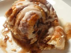 Ultimate Overnight Cinnamon Rolls ... these are made the night before, then baked in the morning.
