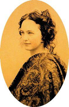 """Elizabeth """"Libby"""" Bacon Custer -"""