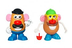 """Instead of using """"marbles in a jar"""" as a class reward, build Mr. Potato Head with compliments."""