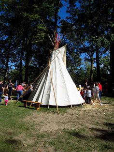 Teepee by viktrav, via Flickr
