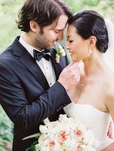 Romantic Wedding Portrait From Michelle Boyd Photography | photography by http://michelleboydphotography.com