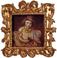 bethani marchman, paint kitsch, amaz artist