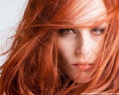 Natural ways to dye hair red!! <3