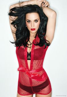 Katy Perry by Peggy Sirota for GQ • 2014