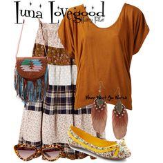 """""""Luna Lovegood"""""""