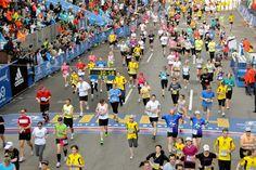 2012 Boston Marathon - 1 for the record books