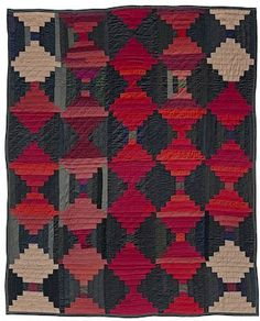 Amish courthouse steps quilt
