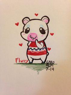 Flurrie by caroalpi! Follow this artist on Tumblr!