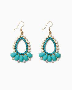 Delhi Dazzle Earrings | UPC: 410006799707 #charmingcharlie #COTM