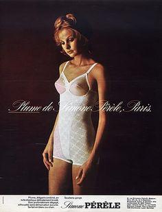 #vintage #ad #70s #lingerie