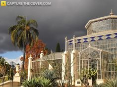Adelaide Botanic Gardens #CapturetheCover entry by Linda in Adelaide's City to Bay Region