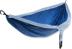 Lounge Away! The ENO DoubleNest Hammock Is Roomy Enough for Two.