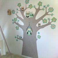 Kinderkamer mint lichtgroen kid 39 s room mint green on pinterest - Kinderkamer decoratie ...