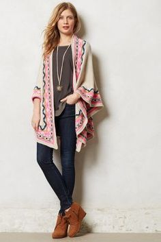 sweaters, fashion, poncho, cloth, style