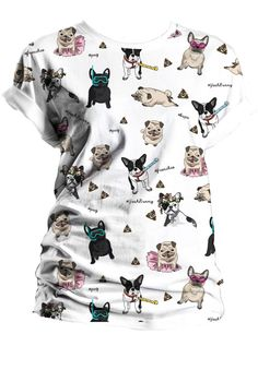 T-SHIRT Dogs Attack