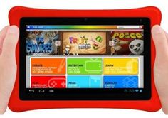 Our favorite kids' tablet -- the Nabi 2 Tablet