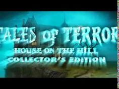 Download for PC: http://wholovegames.com/hidden-object/tales-of-terror-house-on-the-hill-collectors-edition.html Tales of Terror 2: House on the Hill Collector's Edition PC Game, Hidden Object Games. Danger wasn't listed on the brochure! Find your sister and escape from a terrifying haunted house! Download Tales of Terror 2: House on the Hill Collector's Edition game for Mac: http://wholovegames.com/hidden-object-mac/tales-of-terror-house-on-the-hill-collectors-edition-2.html