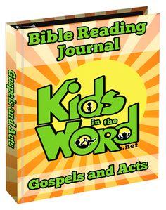 Free Matthew Bible Reading Journal