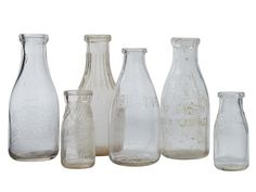 Brighten Up Vintage Milk Bottles - Flea Market Flips on HGTV