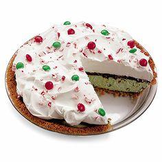 holiday, christmas baking, easi icecream, cream pies, christmas recipes, baking recipes, ice cream cakes, pie recipes, treat