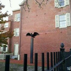Edgar Allan Poe's Home: Baltimore, MD
