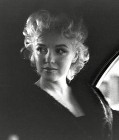Marilyn moment