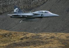 Swiss Army- new Saab Gripen plane.
