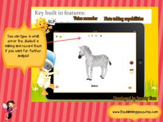 Love and List It Linky!  Fun articulation apps... Sunny Articulation  Phonology app!!