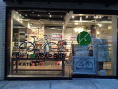 Shinola Detroit - Kate's Paperie is proud to support American craftsmanship and design.
