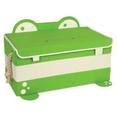 P'kolino Mess Eater Storage Bin - Green