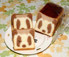 panda bread!!!!