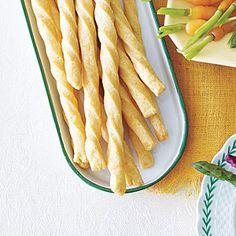 Cheese Straws   MyRecipes.com