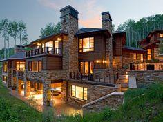 Contemporary #Ski Home in Park City Utah