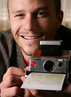 Heath Ledger ... miss him :(