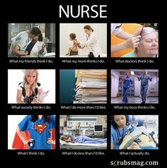 A day in the life of a nurse. How accurate is this? #nursing #nursesrock