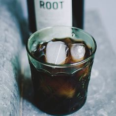 ROOT on the rocks.
